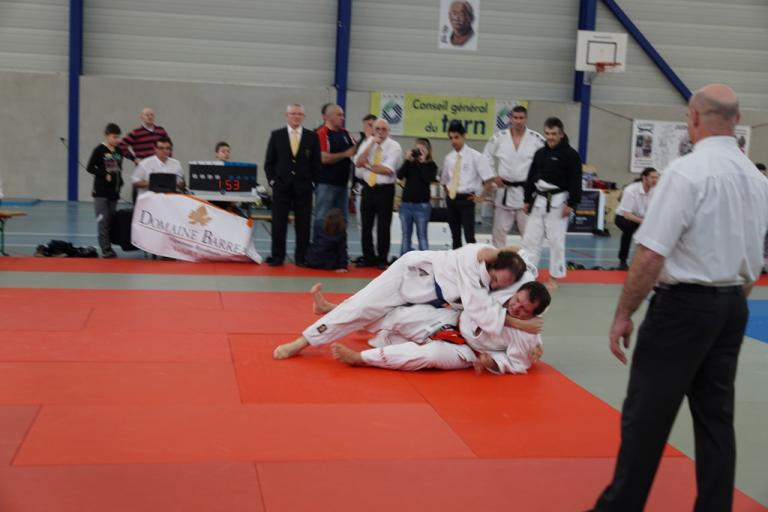 Tournoi Judo le Sequestre 1420
