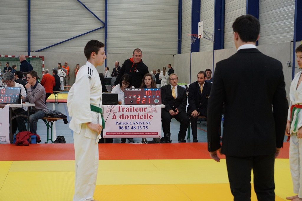 Tournoi Judo le Sequestre 200