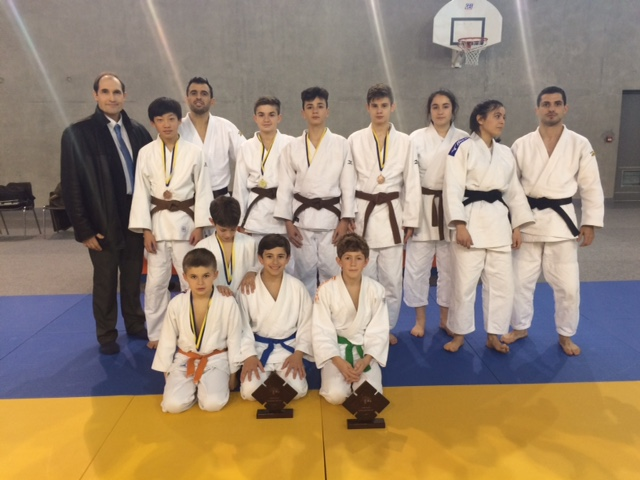 club de judo montpellier
